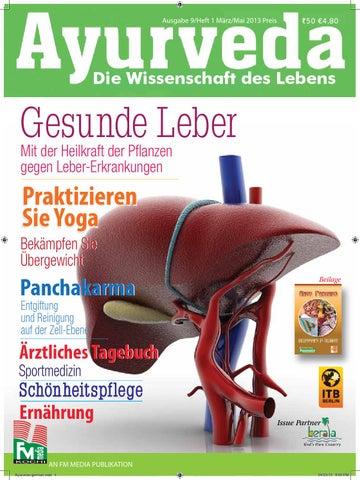 Gesunde Leber by Ayurveda & Health Tourism - issuu