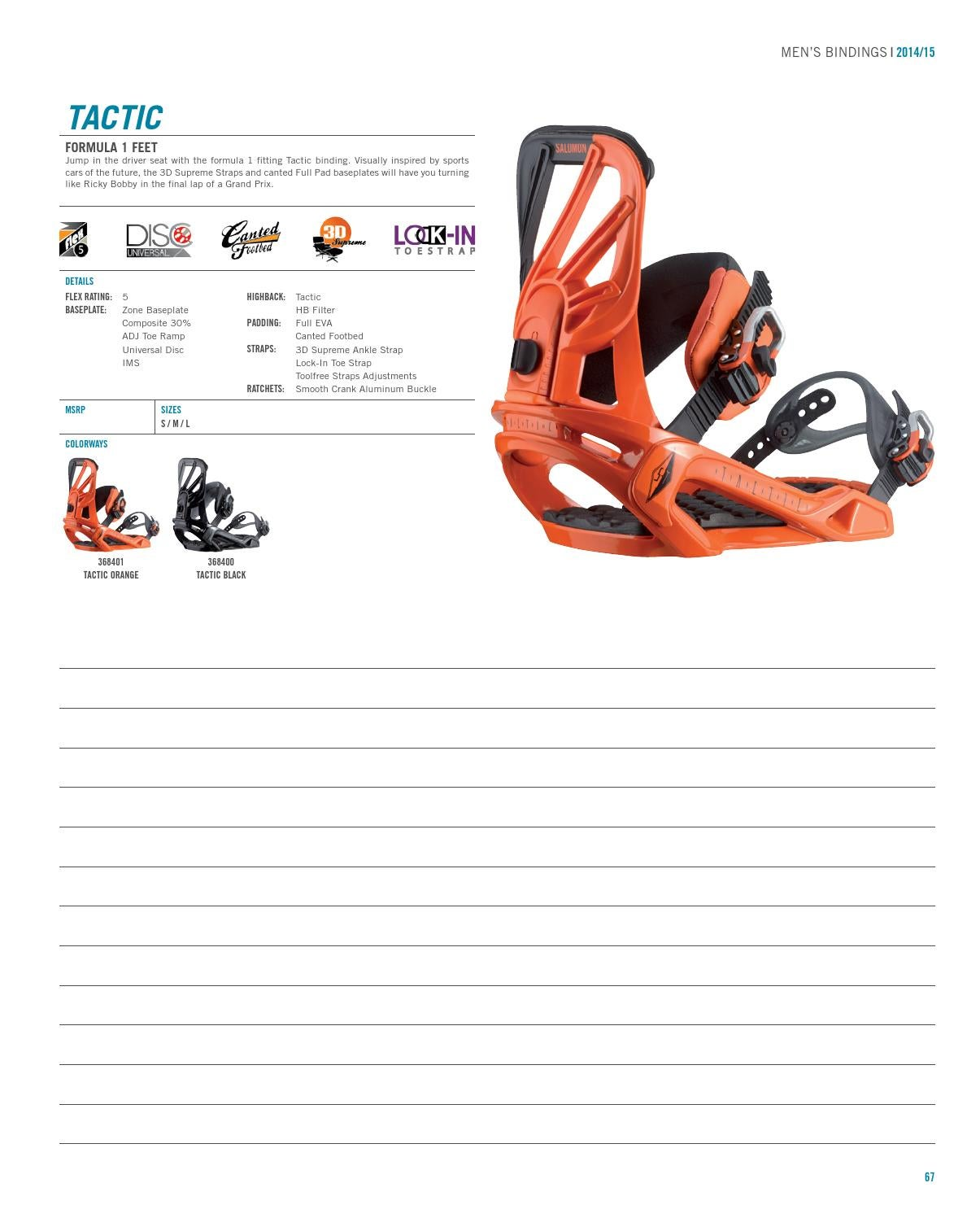 Salomon snowboards 1415 singles by zuzupopo snow - issuu
