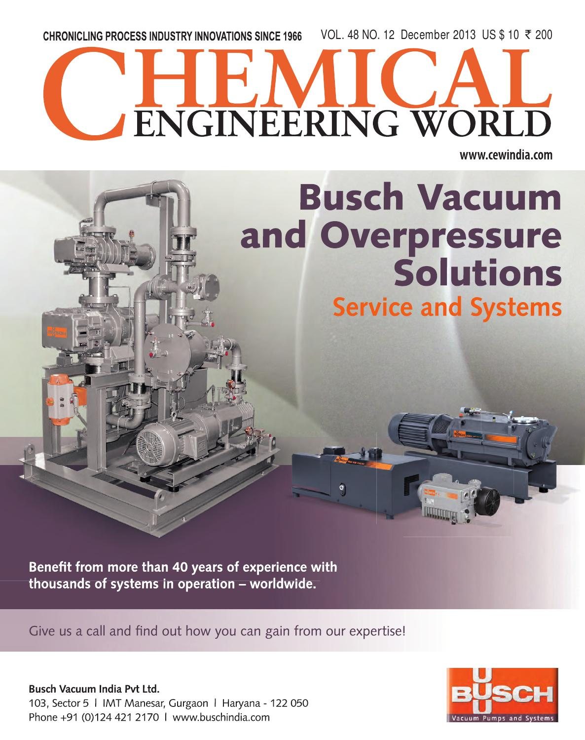 December 2013 By Chemical Engineering World Issuu Wiring Connection Of Direct Current Dc Motor Technovation
