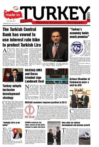 Made In Turkey By Istmag Magazin Grubu Issuu