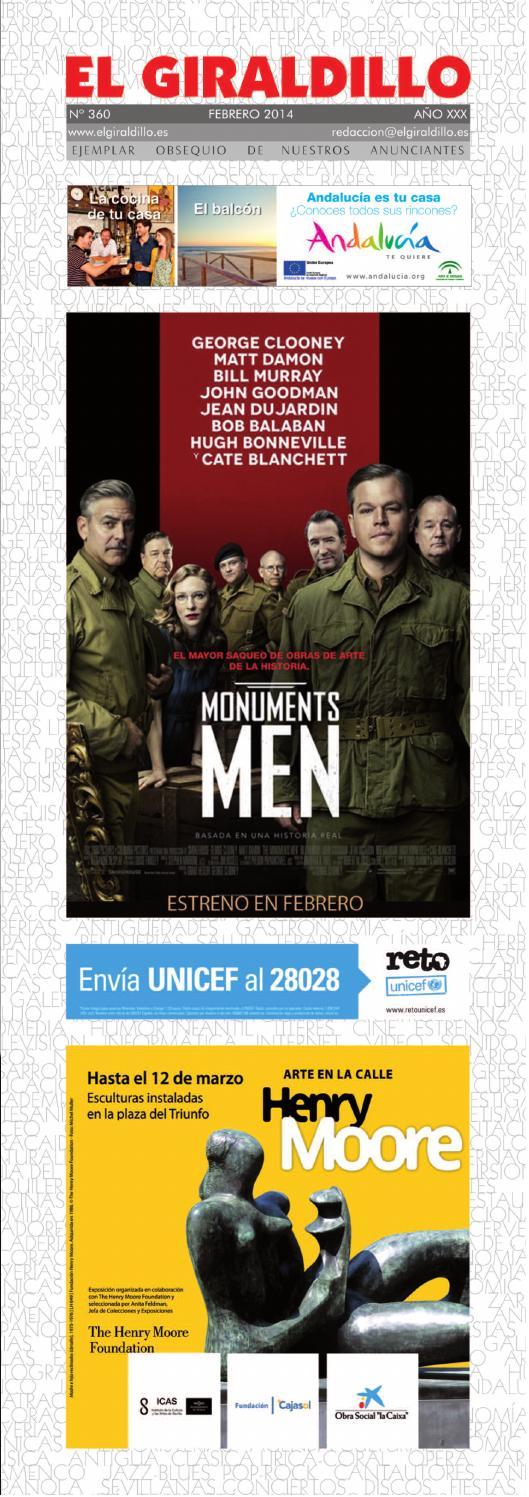6064ee1a29bd 02febrero maquetación 1 by Elgiraldillo Cultural - issuu