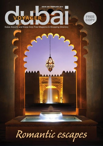 Dubai Voyager February 2014 By Motivate Media Group Issuu