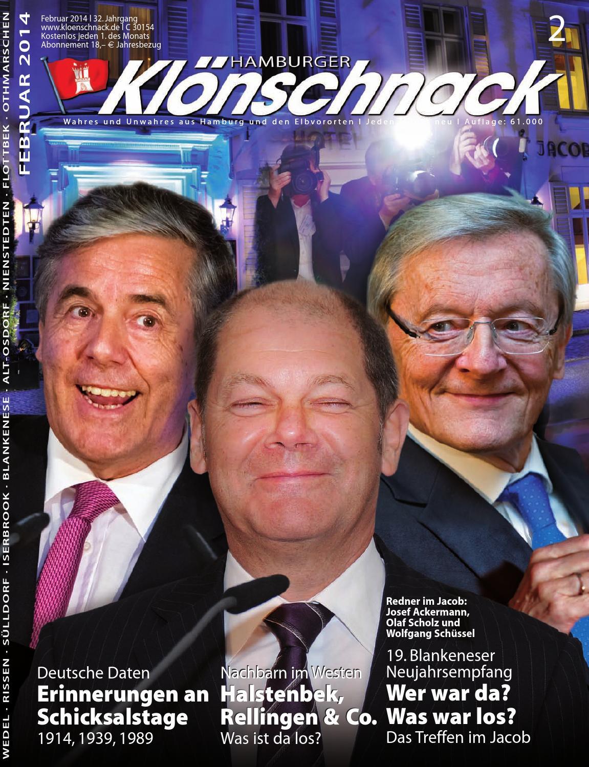 Kloenschnack Februar 2014 by Hamburger Klönschnack issuu