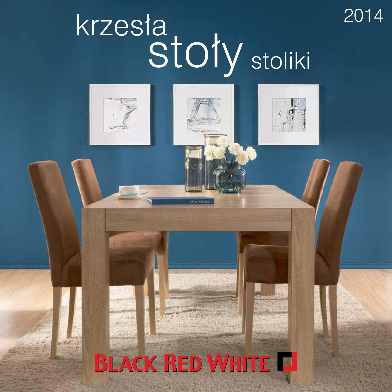 Brw Krzesla Stoly Stoliki 2014 By Polské Letáky Issuu
