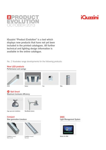 iguzzini product evolution 10 2013 by bellatrix bellatrix. Black Bedroom Furniture Sets. Home Design Ideas