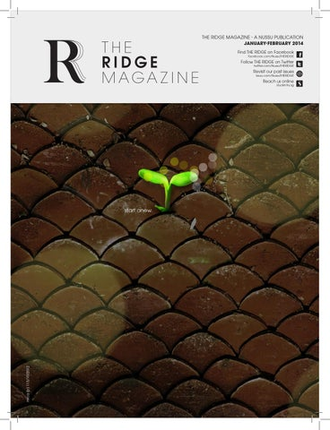 The ridge jan feb issue 2014 by the ridge issuu page 1 fandeluxe Gallery