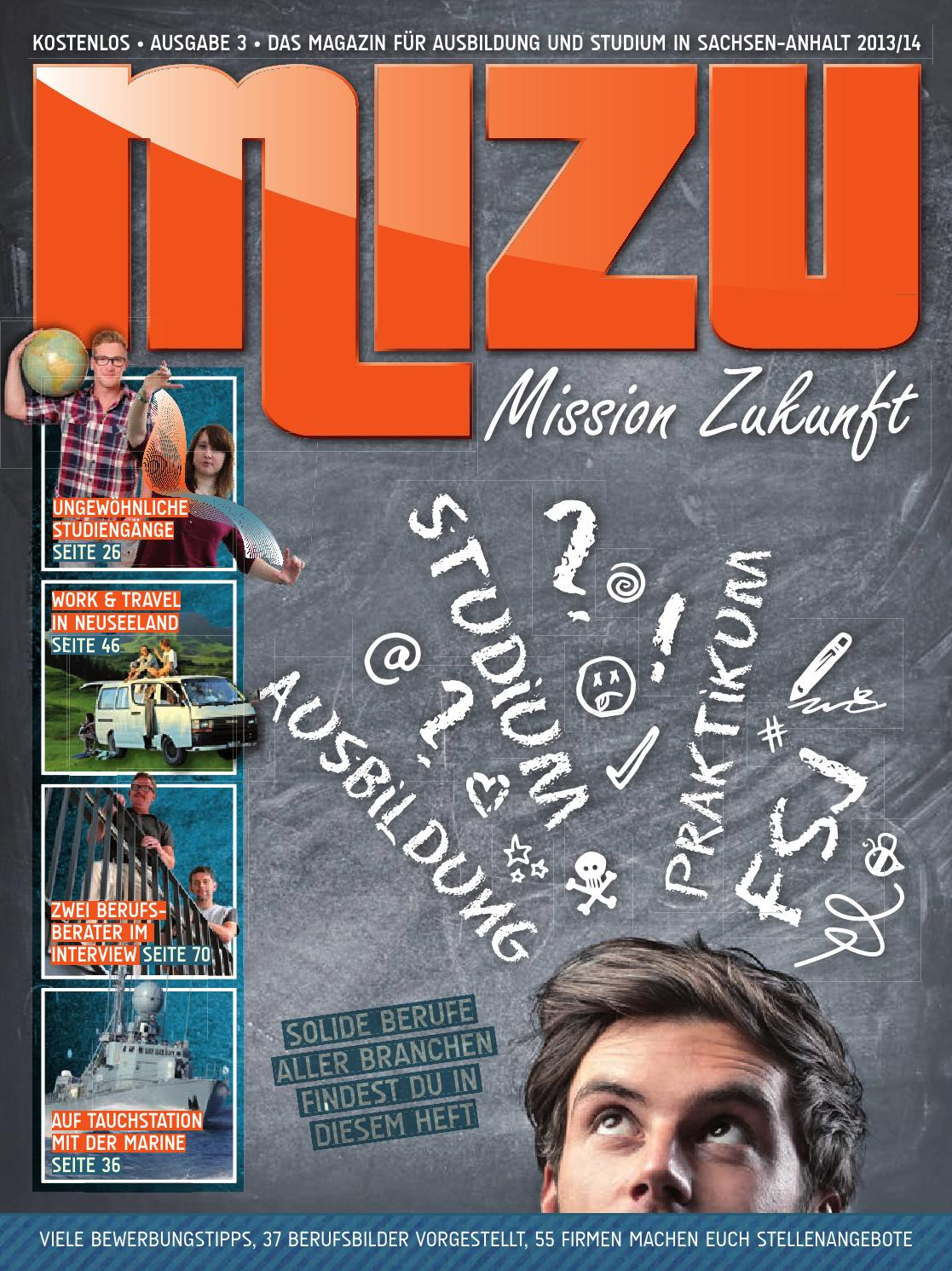 Mission Zukunft 2013 by DATEs Medien Verlag GmbH - issuu