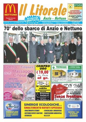 Il Litorale N.3 - 1 15 Febbraio 2014 by Il Pontino Il Litorale - issuu 382fbbc5a29
