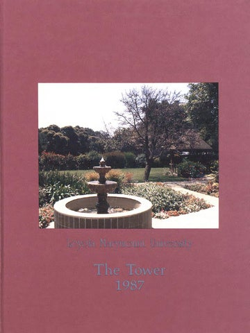 c7e5f8971d790 1987 LMU Yearbook by The Tower yearbook (LMU) - issuu
