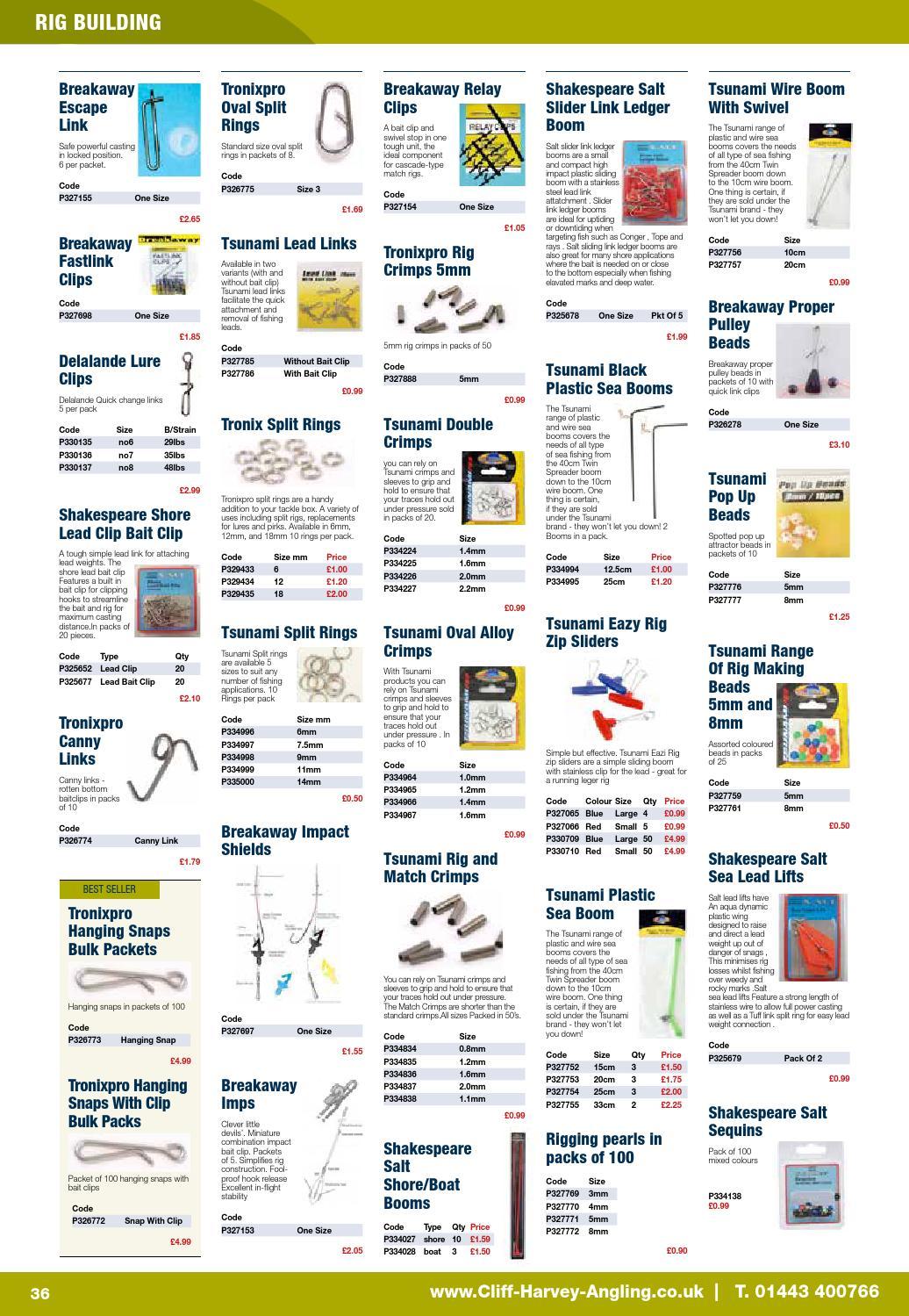 Shakespeare/® Slider Link Ledger Boom