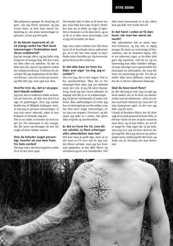 frømandskorpset tatovering