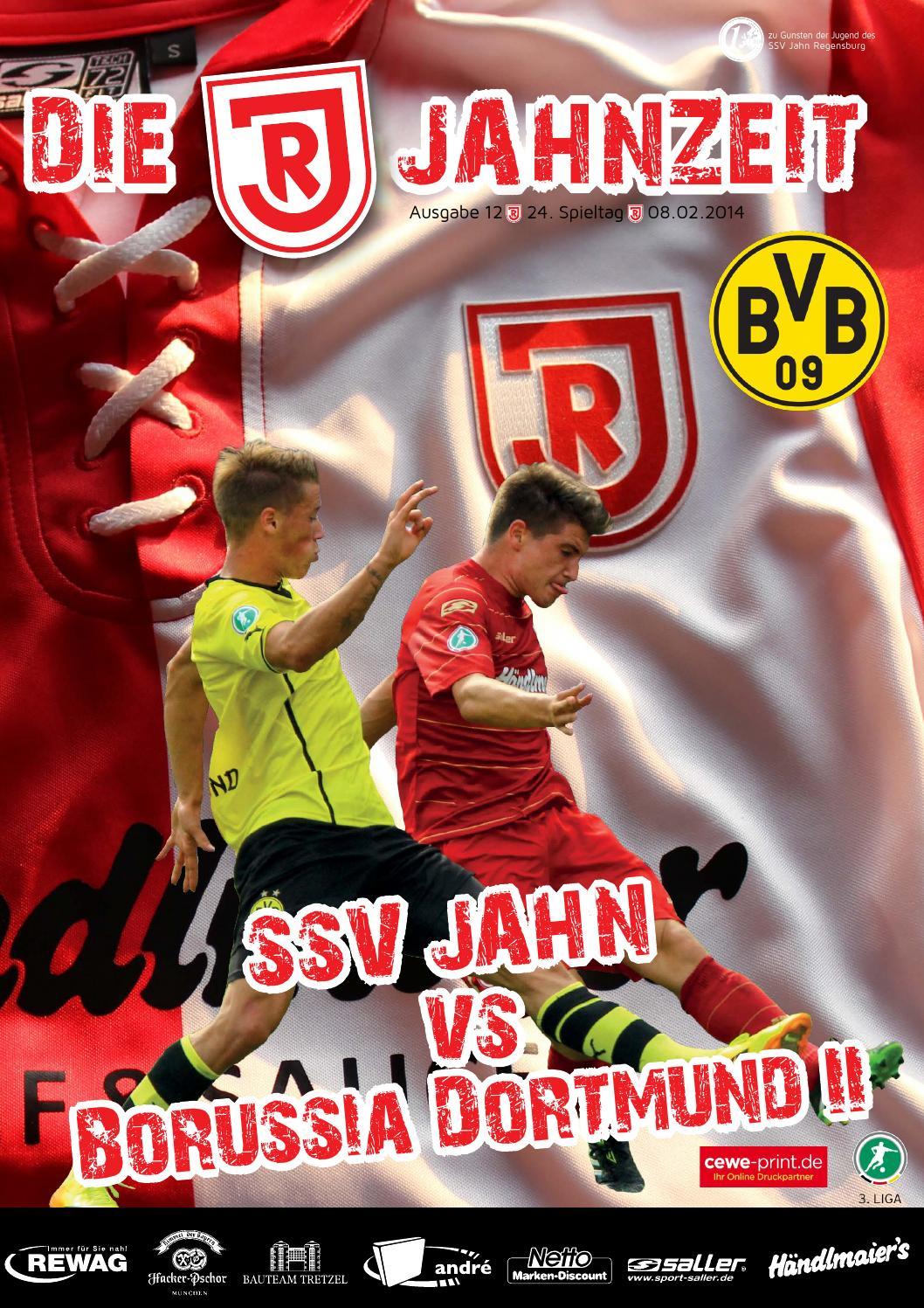Jahn magazin 2013 ausgabe 12 innenteil by SSV Jahn issuu