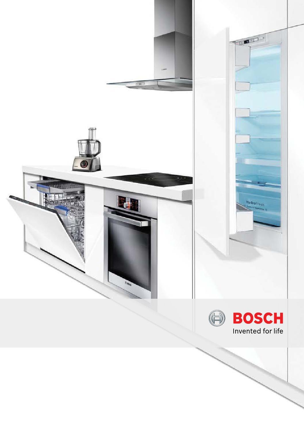 bosch built in brochure 2013 by jonny platt issuu. Black Bedroom Furniture Sets. Home Design Ideas