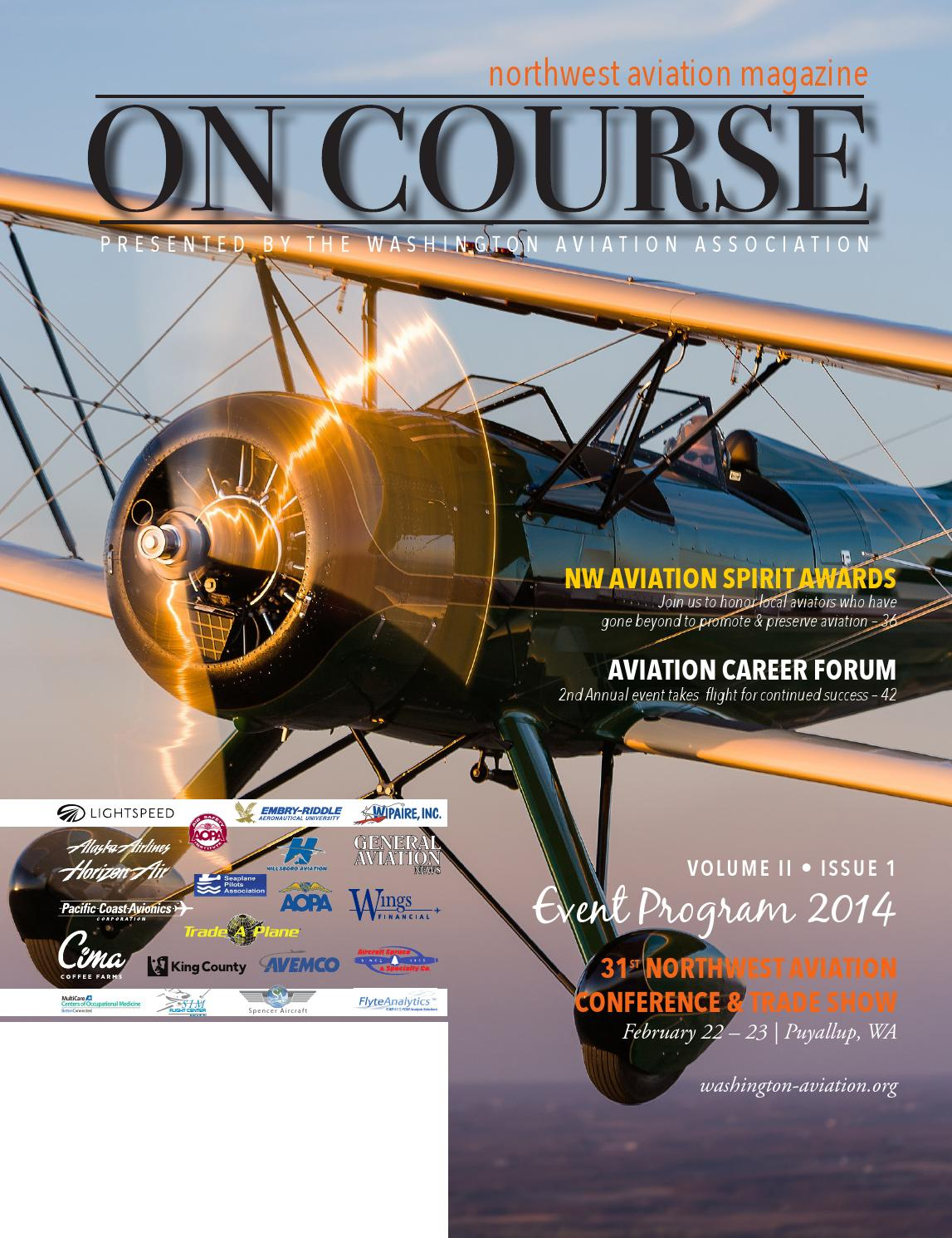 2014 Northwest Aviation Conference & Trade Show by Rachel