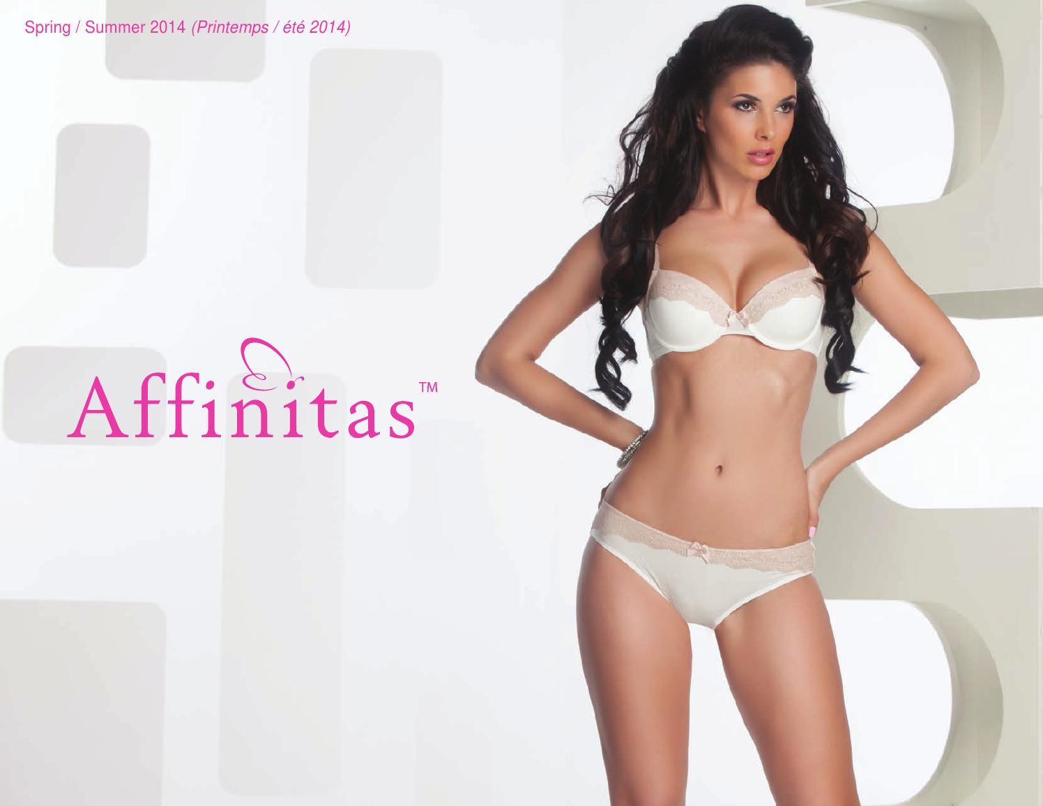 Sienna 881 AFFINITAS Womens Padded Bra
