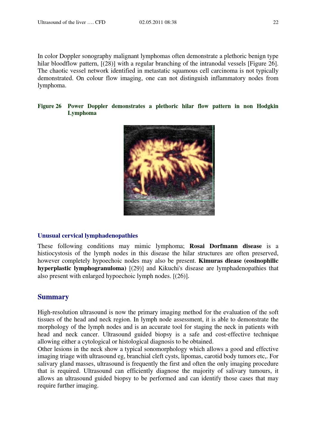 Coursebook softtissueneck ch15 by EFSUMB - issuu