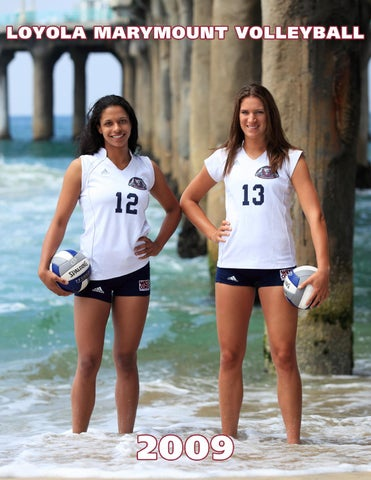 2009 Volleyball Record Book by LMU Athletics - issuu a7fb5a11d