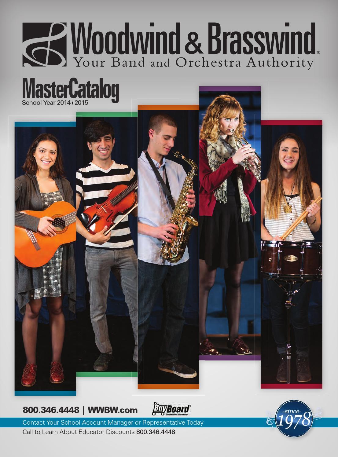Sm1403 School Master Catalog 2014 2015 By Woodwind Brasswind Issuu Church Gear Sl 3242ai Macbook Pro 13quot 25ghz I5 Ipad 2 4x