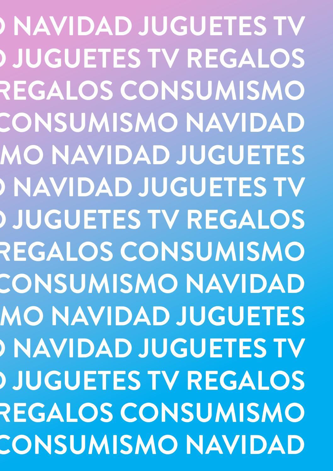 C Tv By Navidad Nil Issuu Juguetes Consumismo Regalos OvNnm80w