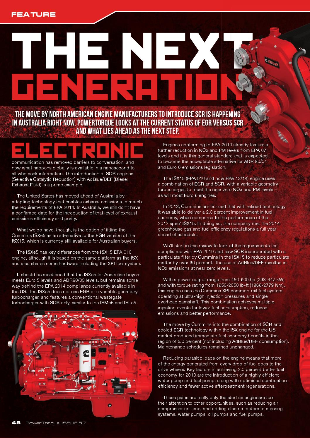 PowerTorque Issue 57 FEB-MAR 2014 by Motoring Matters Magazine Group