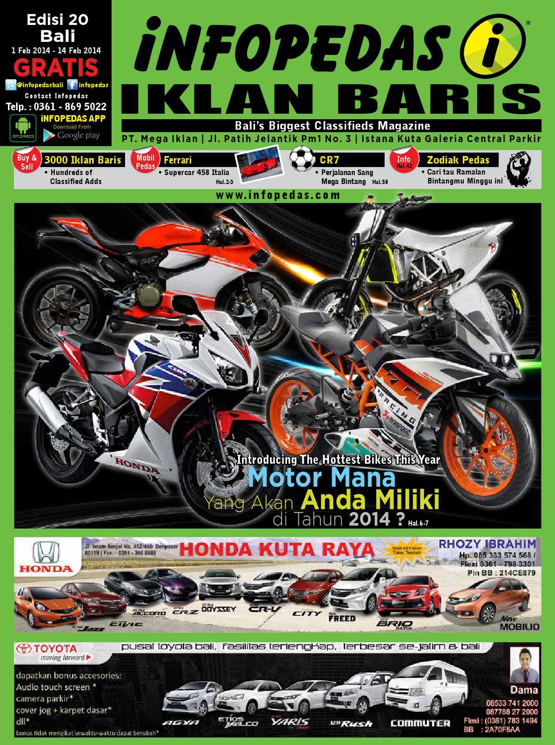 Majalah INFOPEDAS Edisi 20 By PEDAS Issuu