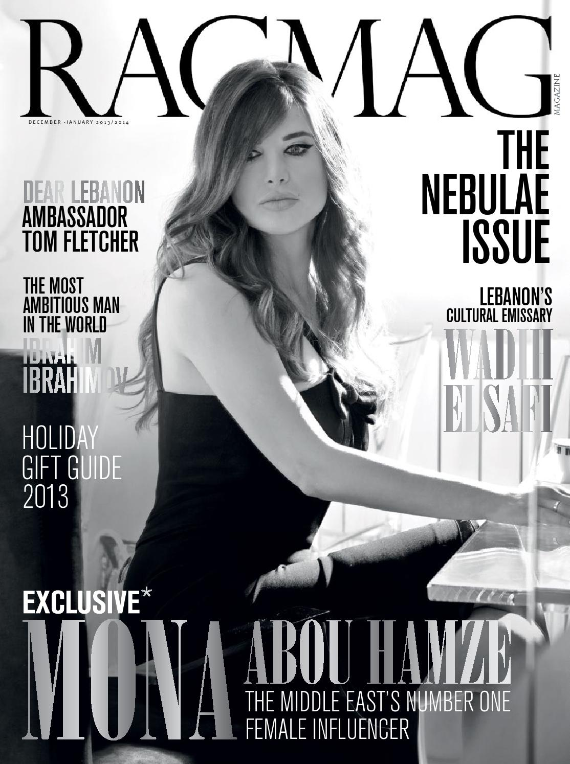 RAGMAG The Nebulae Issue   December/January 8 8   Issue 8 by ...