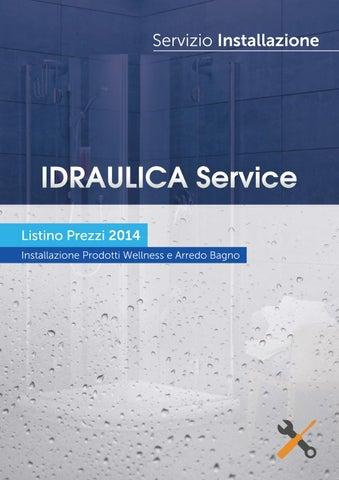 Listino Prezzi Mobili Bagno.Idraulica Service Listino Prezzi 2014 By Idraulica Service Issuu