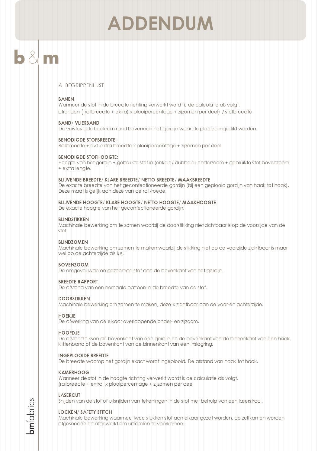 Catalogus deel 4 by Bmfabrics - issuu