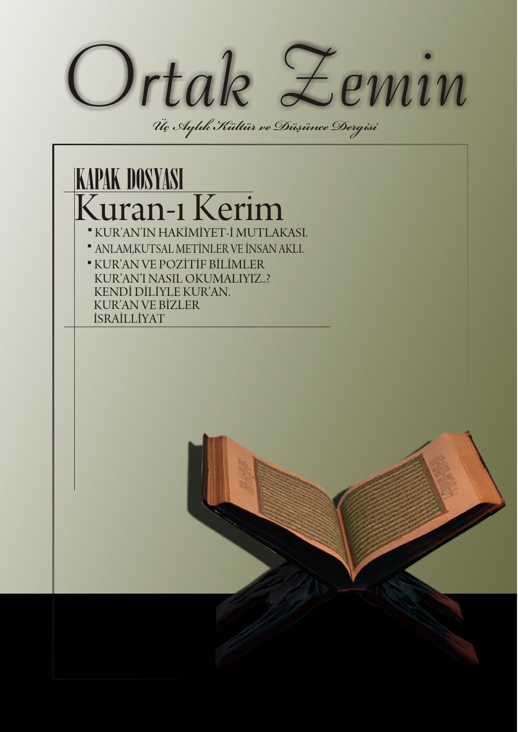 Ortakzemin Sayi 2 By Ahmet Celik Issuu