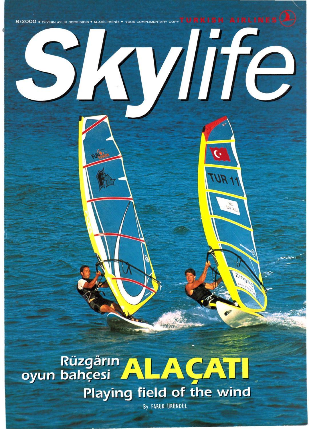 2000 08 By Skylife Magazine Issuu
