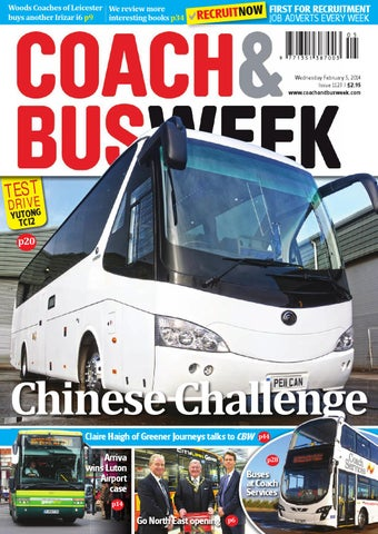 b1fbf02c49 Coach   Bus Week   Issue 1137 by Coach and Bus Week   Group Travel ...