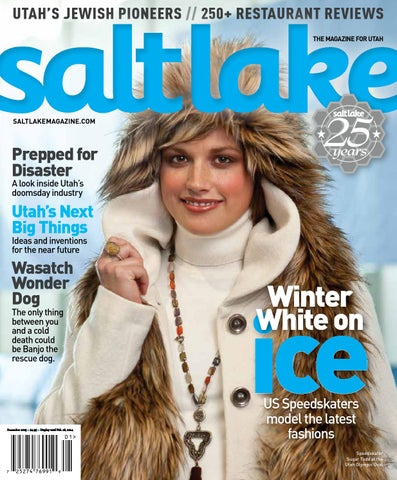 f3818583808 Utah s Jewish Pioneers    250+ Restaurant Reviews the magazine for Utah