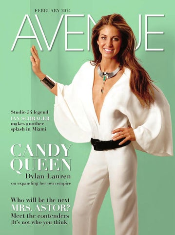 AVENUE February 2014 by AVENUE Magazine - issuu 81f3a07f4c5