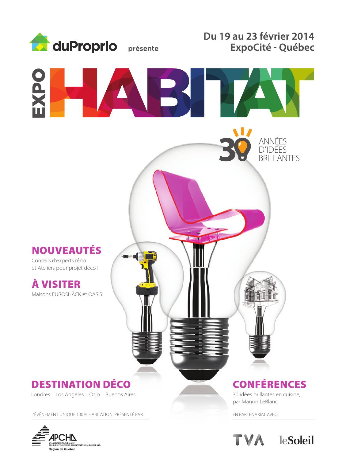 Renov & Co Les Herbiers magazine expo habitat 2014o2 web solutions inc. - issuu