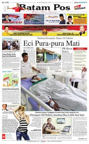 6 Februari 2014 by Batampos Newspaper - issuu 13bfc0488e