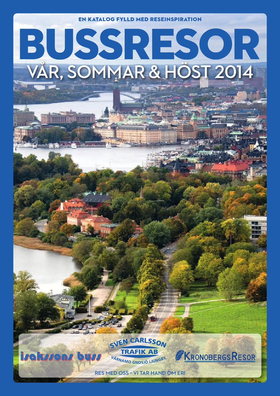 Bussresor Isaksson 2014 by Brun Mediaproduktion AB - issuu ed28eea4b0794