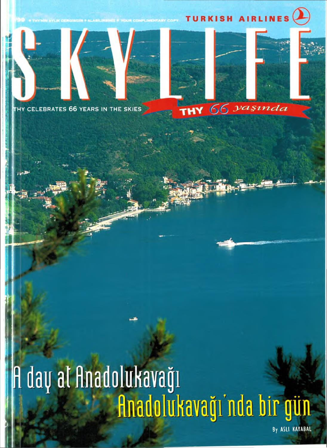 feb68d7b3a3ce 1999 05 by Skylife Magazine - issuu