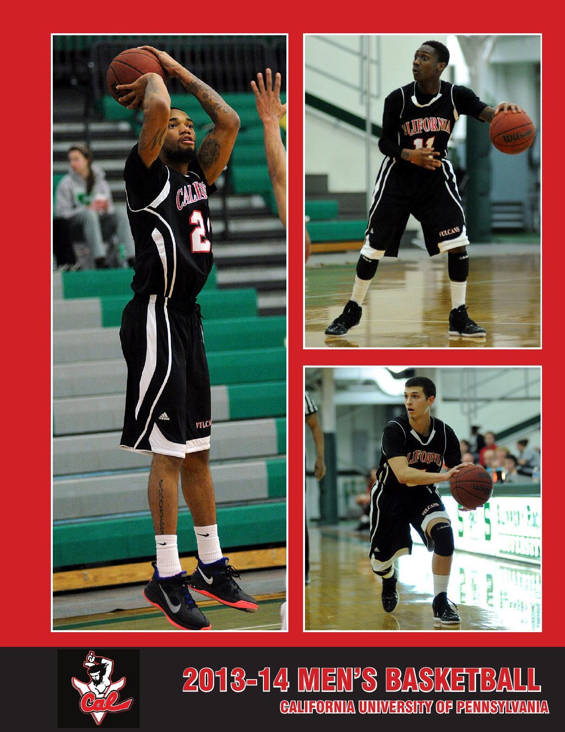 2013-14 Cal U Men's Basketball Prospectus by calvulcans ...