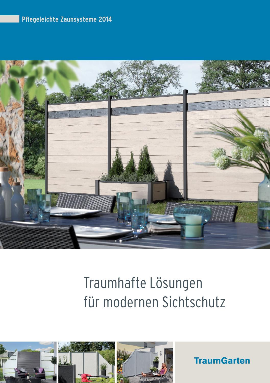 Traumgarten Sichtschutz Pflegeleicht By Friedrich Lembke Issuu
