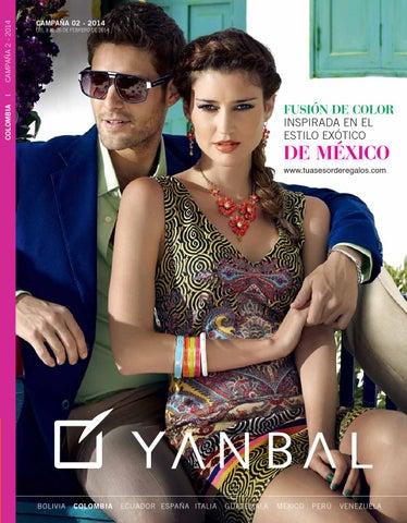 7d9f71aa6c40 Yanbal catalogo campaña 2 de 2014 febrero colombia by Ventas por ...