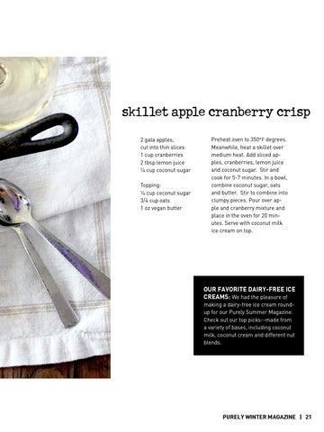 Page 21 of Skillet Apple Cranberry Crisp