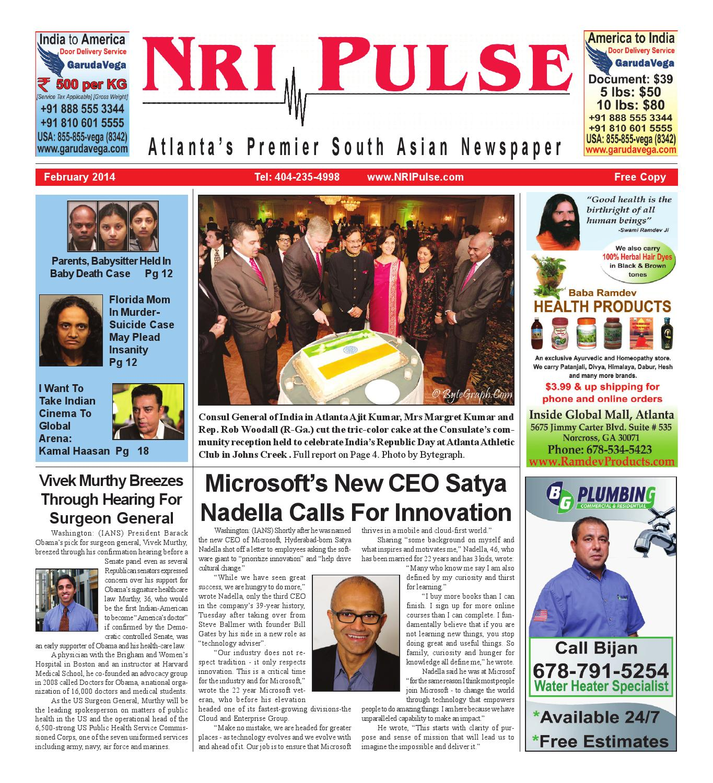 NRI Pulse Newspaper by NRI Pulse - issuu