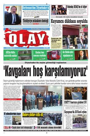 07 02 2014 Gazete Sayfalari By Diyarbakir Olaygazetesi Issuu