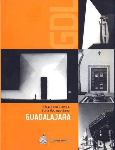 b172629e46 Guía Arquitectónica Esencial • ZMG by Secretaría de Cultura Jalisco ...