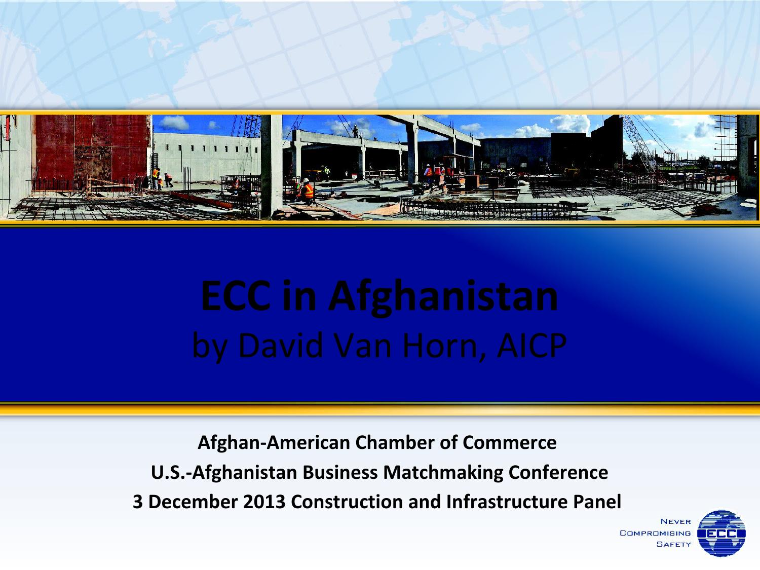 Afghan american business matchmaking conference