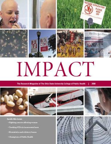 Impact Magazine 2008 by OSUPublicHealth - issuu