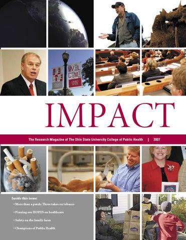 Impact Magazine 2007