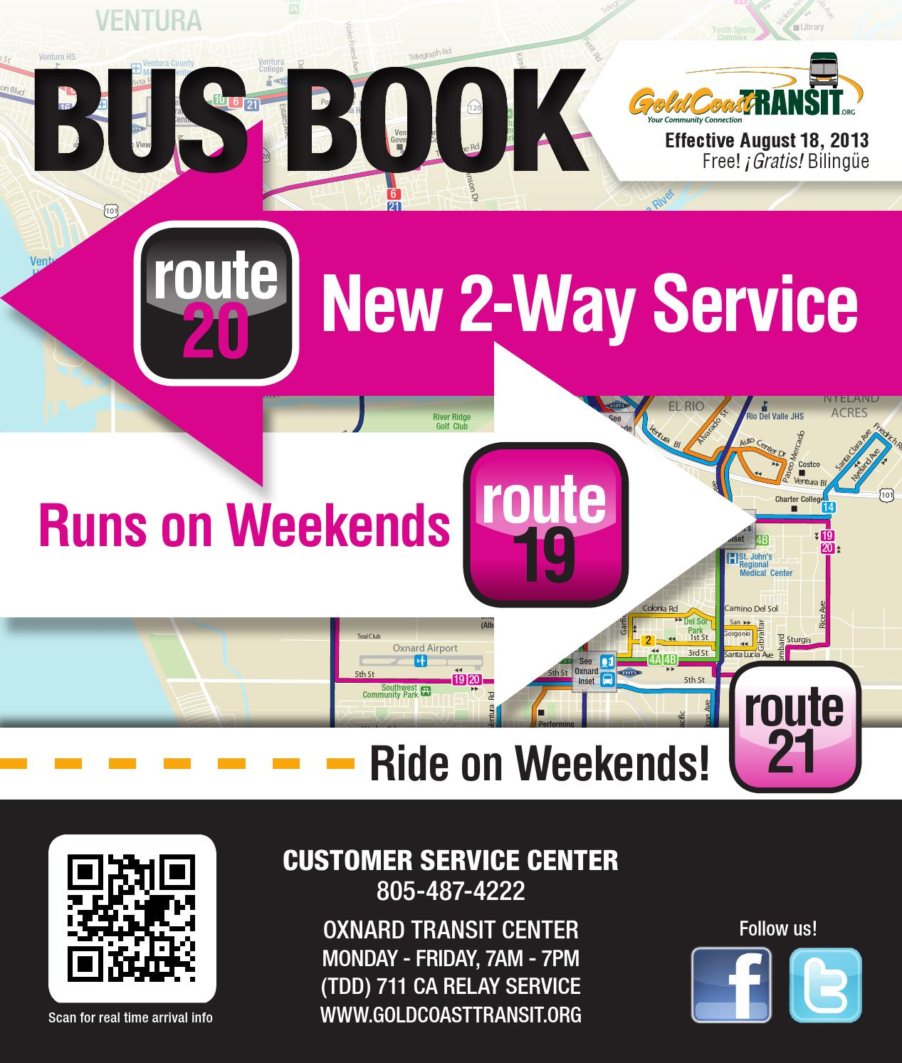 Aug 2013 Bus Book by Gold Coast Transit - issuu