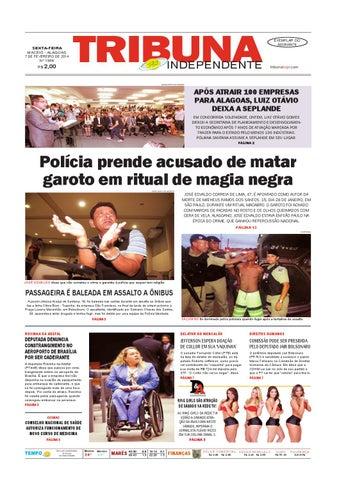 Edição número 1966 - 7 de fevereiro de 2014 by Tribuna Hoje - issuu 10c86ff3038