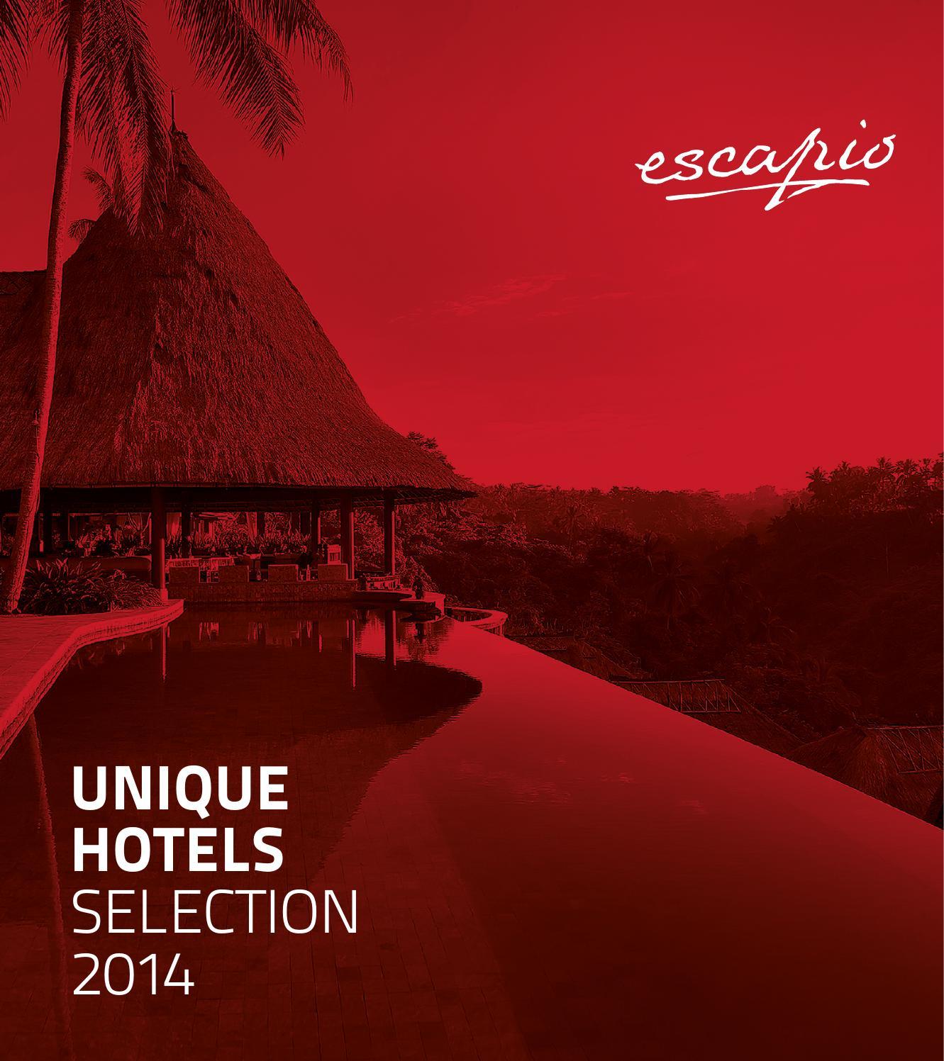 Escapio hotel booklet 2014 by escapio gmbh issuu for Escapio hotels